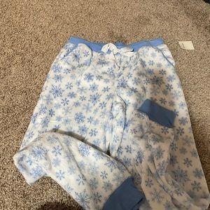 Women's Fluffy PJ pants